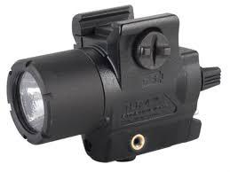 streamlight tlr 4 tac light with laser streamlight tlr 4 compact weapon light led laser 1 cr2 battery polymer