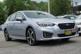 2017 subaru impreza sedan sport new featured inventory gold rush subaru auburn ca