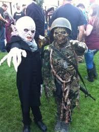 Halloween Costumes Kids Coolest Diy Zombie Football Referee Halloween Costume Football