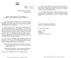 General Power Of Attorney Template Uk by Agc Begins Contempt Of Court Proceedings Against Li Shengwu