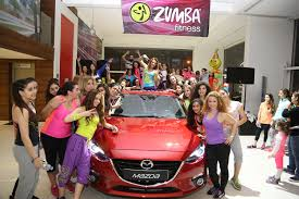 mazda headquarters biser3a mazda lebanon hosts zumba fitness class in anb