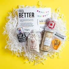 feel better care package 76 best the confetti post gift images on