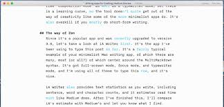 the ideal writing app for medium authors u2013 the writing cooperative