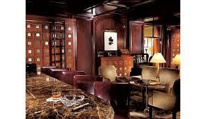 Cigar Lounge Chairs The Cigar Club The Ritz Carlton St Louis