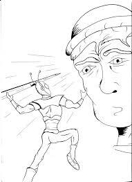 ant man sketch by bobwulff on deviantart