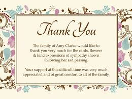 thank you for funeral flowers how to write a thank you note for funeral flowers thank you notes