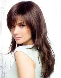 long layers with bangs hairstyles for 2015 for regular people 25 beautiful layered haircuts ideas