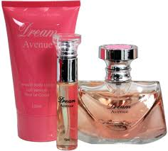dream avenue women u0027s perfume and lotion gift set gift ideas for