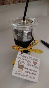 cheap and easy teacher gift teacher gifts pinterest easy