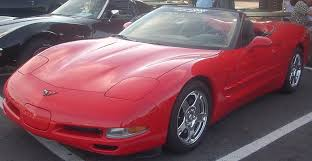 2004 corvette mpg chevrolet corvette c5