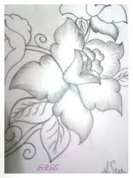 easy drawing pictures of flowers simple flower drawing how to draw