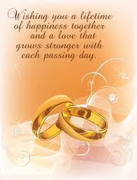 wedding wishes exles 100 wedding quotes card grow with me greeting card