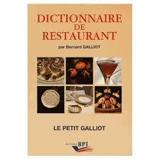 dictionnaire cuisine dictionnaire cuisine pas cher ou d occasion sur priceminister rakuten