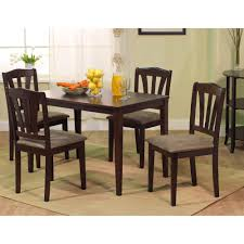 walmart dining table chairs dining room dark wood dining table with walmart dining chairs and