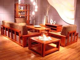 Wood Living Room Chair Interesting Wood Living Room Furniture Bedroom Ideas For Wooden