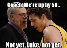 Funny Lakers Memes - totally ridiculous luke walton memes with lakers photos