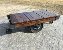 railroad cart coffee table lineberry factory cart railroad cart coffee table cart coffee