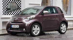 toyota company cars toyota iq review top gear