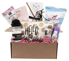 gift basket complete birthday gift basket box for women
