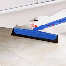 Floor Squeegee by Foam Floor Squeegee Rubber Broom With 1 Stainless Steel Extendable