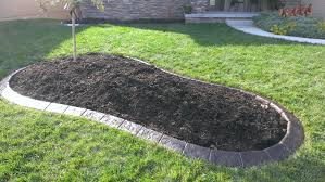 exterior ideas garden border ideas flower bed edging