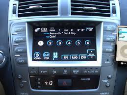 lexus es300 aux lexus ipod interface w aux input 2003 2009 nav sat radio