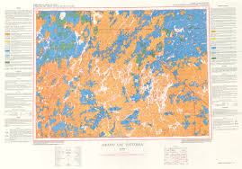 Lake Victoria Map Land Capability For Wildlife Ungulates