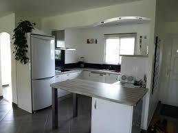 table de cuisine avec plan de travail table cuisine plan de travail cuisine quipe encastr faades ralises