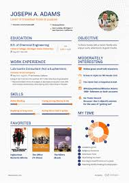 Professional College Resume How To Make A Dating Resume Your Professional One Has All The