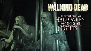 halloween horror nights 2015 ticket prices the walking dead haunted house maze walk through halloween horror