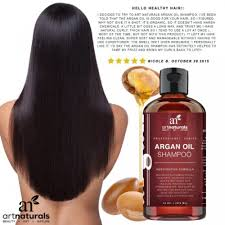 buy art naturals organic daily argan oil shampoo 16 oz best