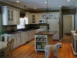 Kitchen Floors With Cherry Cabinets Kitchen Cabinets Cherry Cabinets With White Oak Floors Small