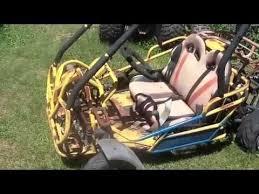2007 roketa 110cc off road go cart 100 craigslist deal youtube