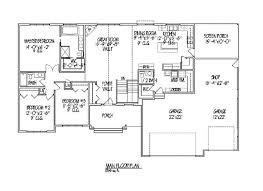 Designer House Plans Best 25 Rambler House Plans Ideas On Pinterest House Plans One