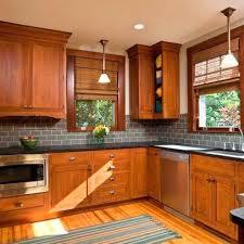 kitchen backsplash with oak cabinets backsplash ideas for oak cabinets kitchen backsplash ideas for light