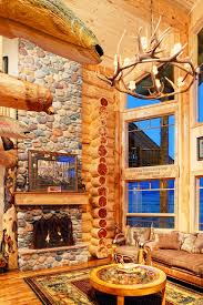 beautiful log home interiors 33 stunning log home designs photographs