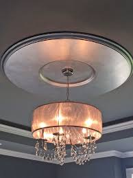 Light Fixture Ceiling Medallion by Ekena Millwork Deco Ceiling Medallion Architectural Depot