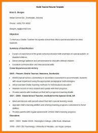 sample resume for fresher teaching job eliolera com