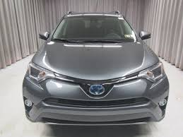 toyota awd 2018 toyota rav4 hybrid xle awd at auto pa