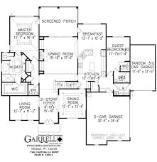 Country Kitchen Floor Plans by Layout Chateau Le Mont House Plan 10012 1st Floor Plan French