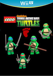 lego teenage mutant ninja turtles videogame fantendo