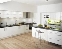 Contemporary White Kitchens Ideas Contemporary Kitchen Design - Modern kitchen white cabinets