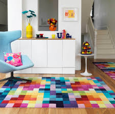 Large Modern Rug by Living Room Awesome Modern Rugs For Living Room With Colorful