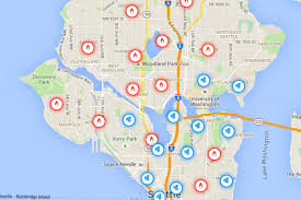 Amazon Seattle Map by Seattle U0027s Hottest Real Estate Neighborhood Is Ravenna Duh