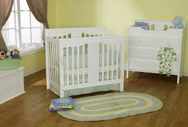 Mini Crib Davinci Davinci Cribs Davinci Annabelle 2 In 1 Mini Crib And Bed White
