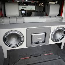jeep wrangler speaker box jeep wrangler jk subwoofer box jeep wrangler