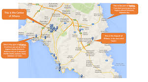 Athens Greece Map by Best Hotels Near Athens International Airport Guidora