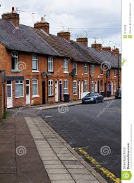 british houses stock photo image 41783638