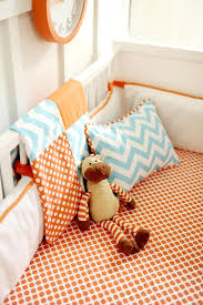 Orange Crib Bedding Sets Baby Bedding Orange Orange Baby Crib Bedding Orange Baby Bedding