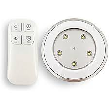 puck lights with remote remote control battery operated lights elegant e elelife tap